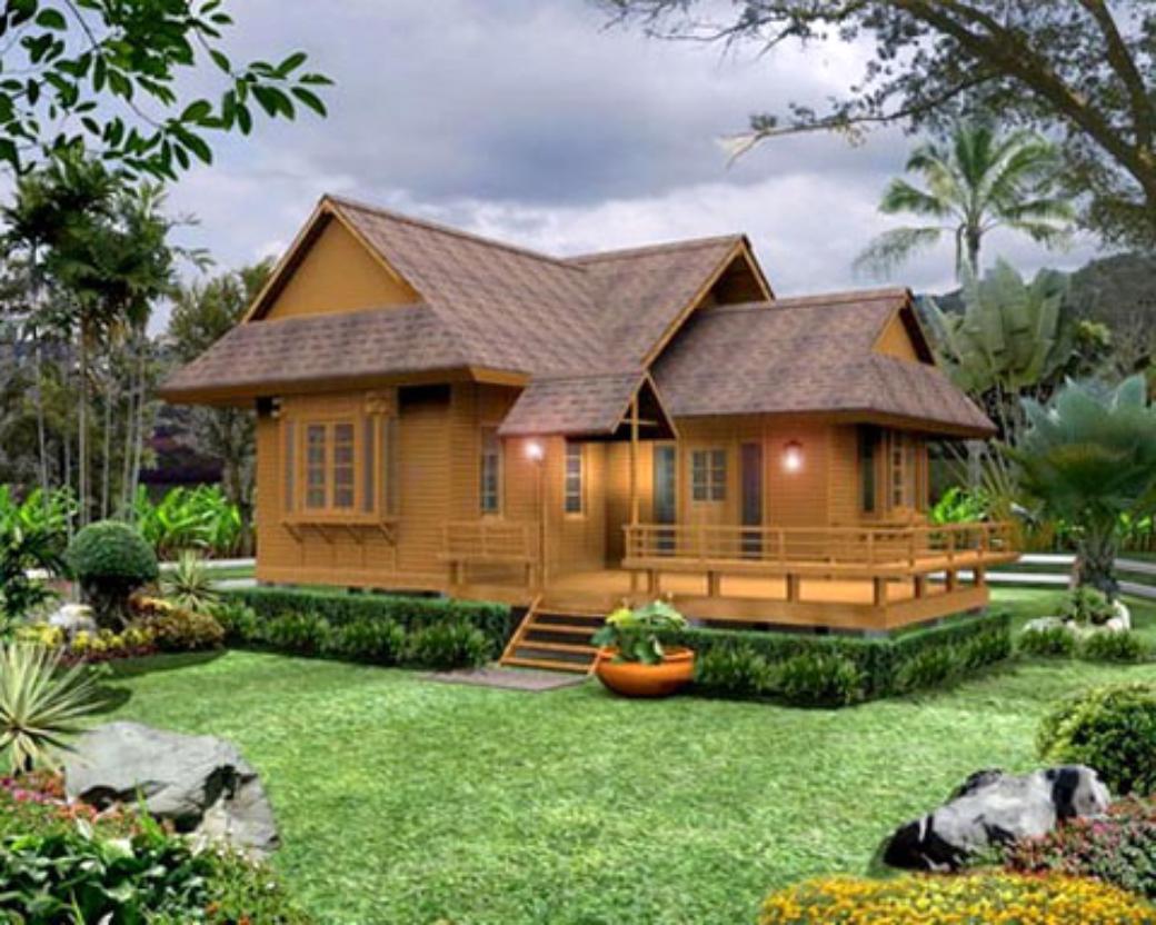 Desain Rumah Cantik Bernuansa Alam Socialbookmarking Seo Website